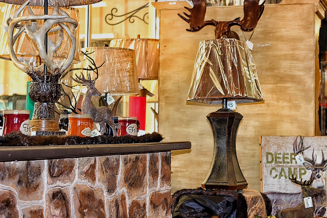 ranch style decorations