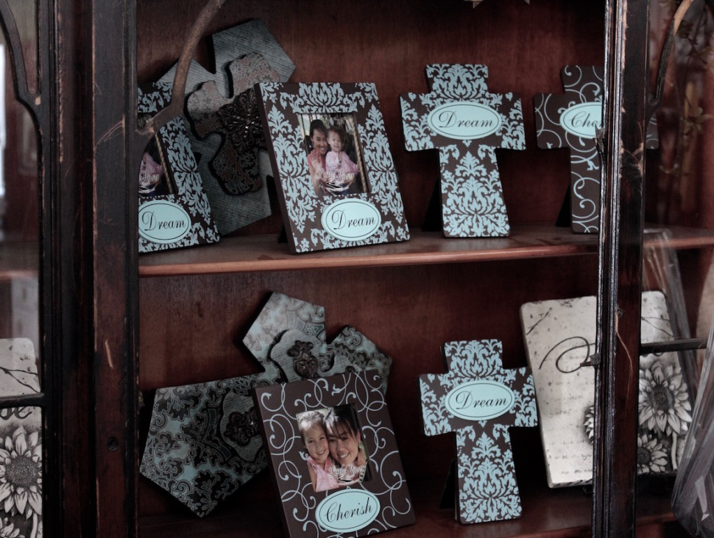 Crosses and Frames