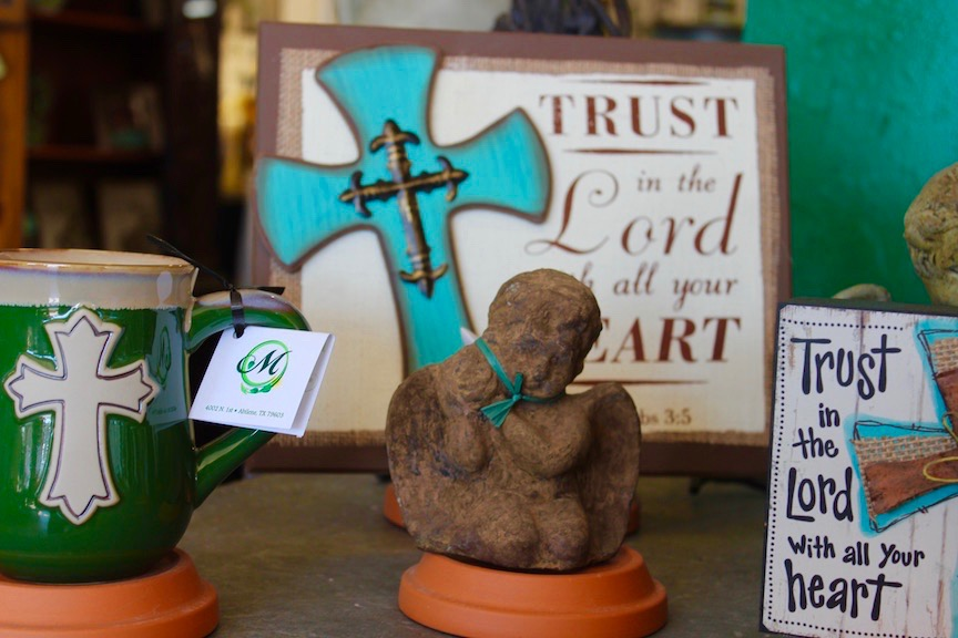Clay Cross Decoration