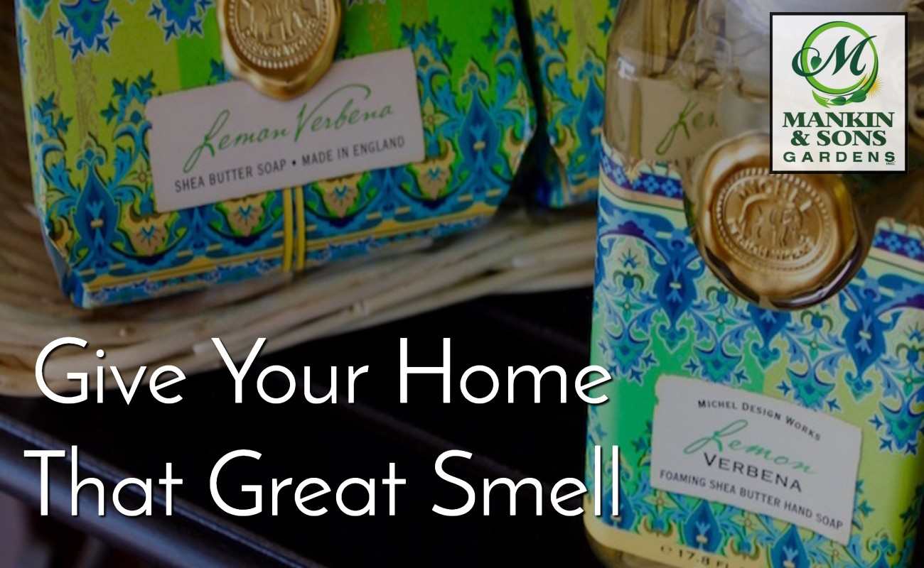 great smell blog card